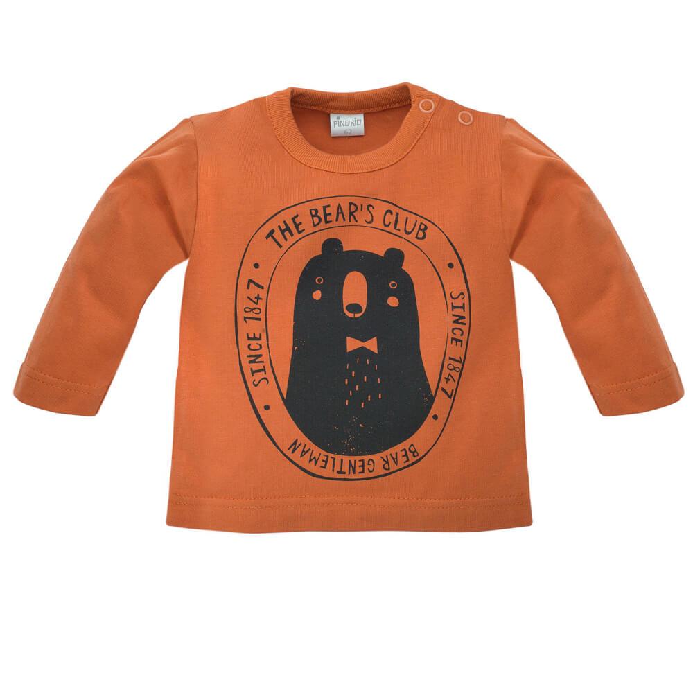 Μπλούζα αρκουδάκι, pinokio