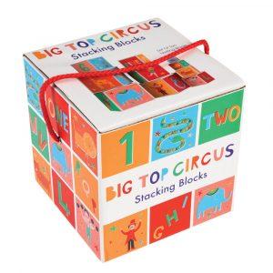 Παιχνίδι κύβων Big Top Circus, rex london