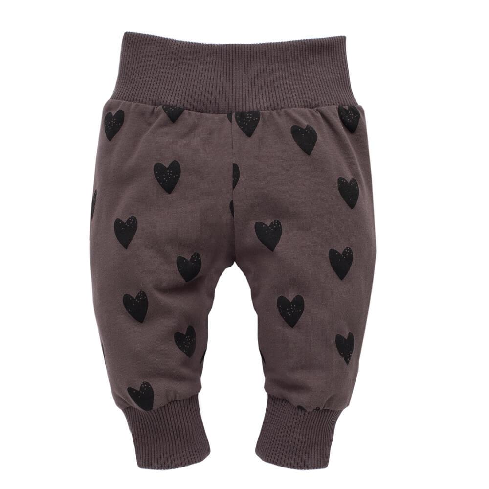 Παντελόνι γκρι καρδιές, pinokio