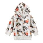 Μπλούζα hoodie , trendy truck