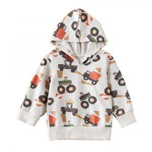 Μπλούζα hoodie , trendy trucks