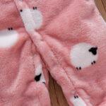 Φορμάκι ροζ fleece