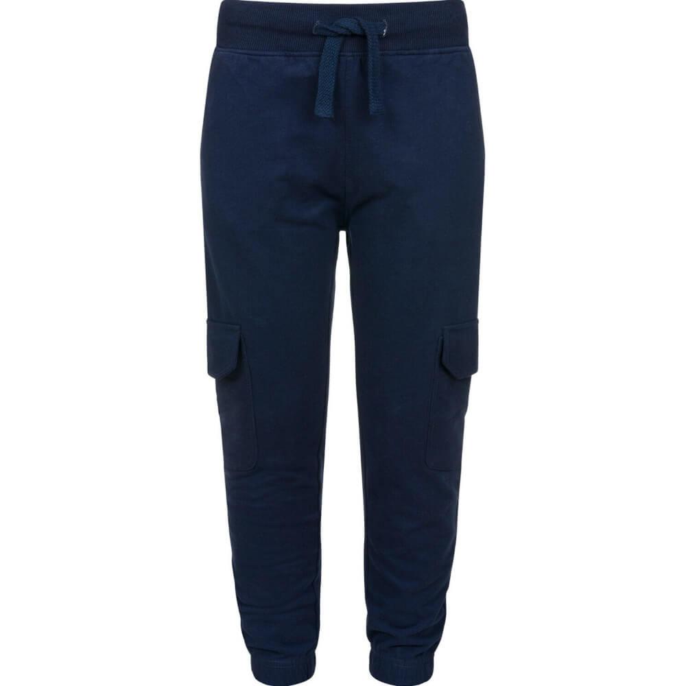 Παντελόνι φόρμας jogger μπλε