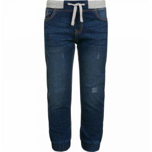 Παντελόνι τζιν jogger σκούρο μπλε