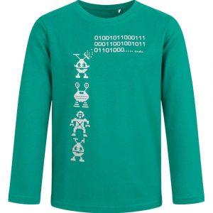 Μπλούζα πράσινη 010101