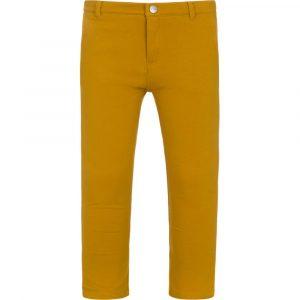 Παντελόνι chino μουσταρδί