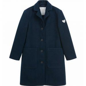 Παλτό Dark Blue