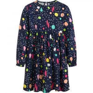 Φόρεμα μακρυμάνικο Colourful