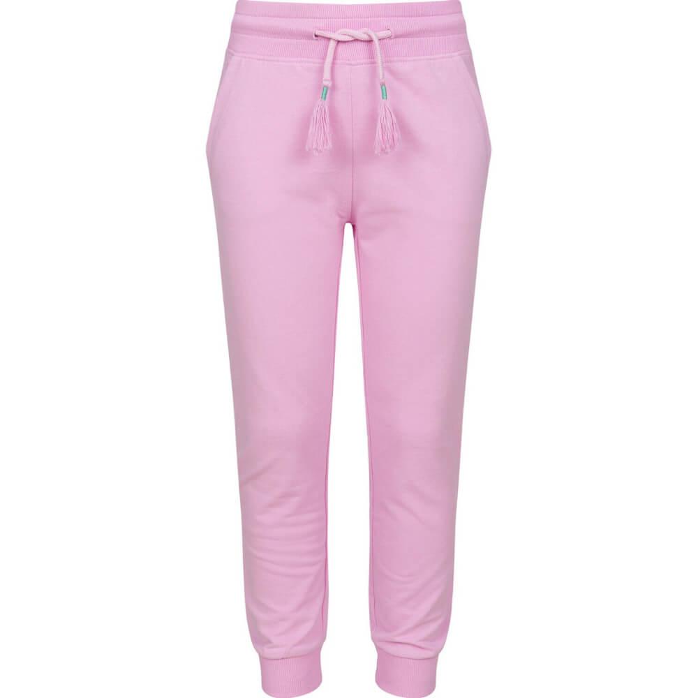 Παντελόνι φόρμας ροζ με λάστιχο