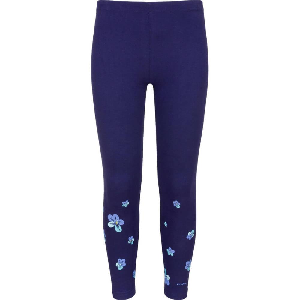 Κολάν μπλε flowers