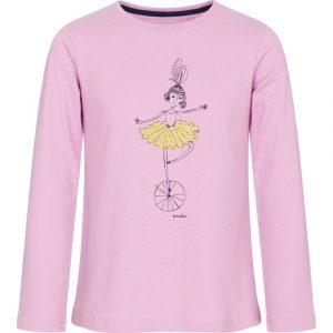 Μπλούζα ροζ μπαλαρίνα