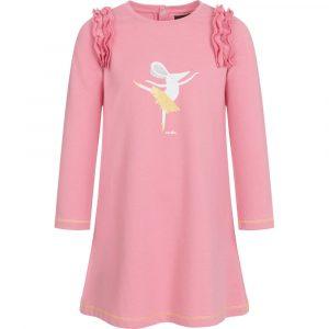Φόρεμα ροζ mouse