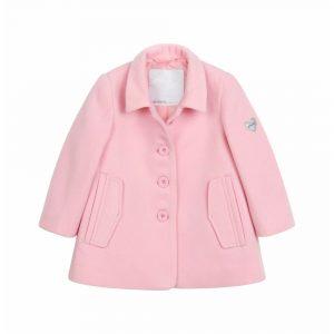 Παλτό ροζ