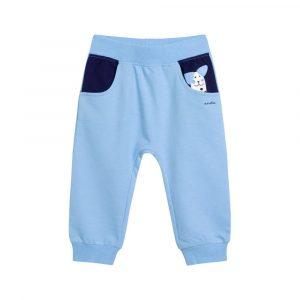 Παντελόνι φόρμας γαλάζιο dog