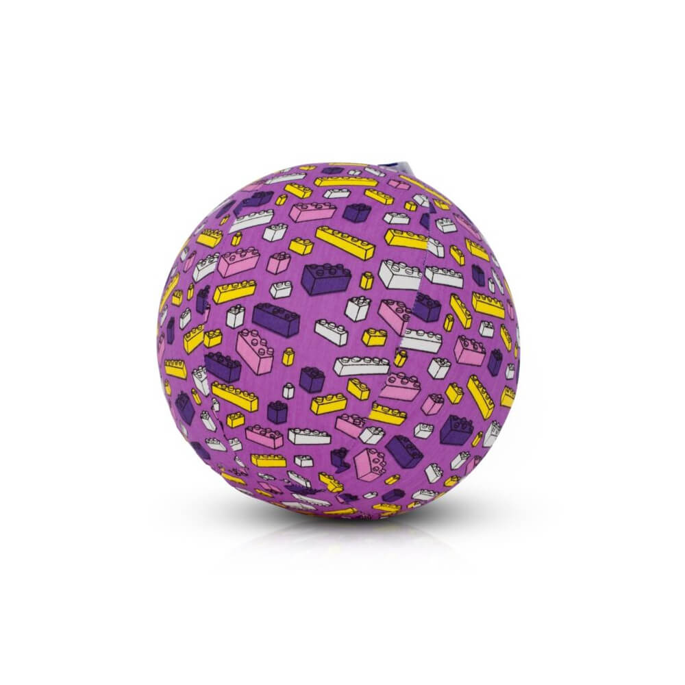 """Bubabloon: Μπαλονομπάλα """"Purple blocks"""""""