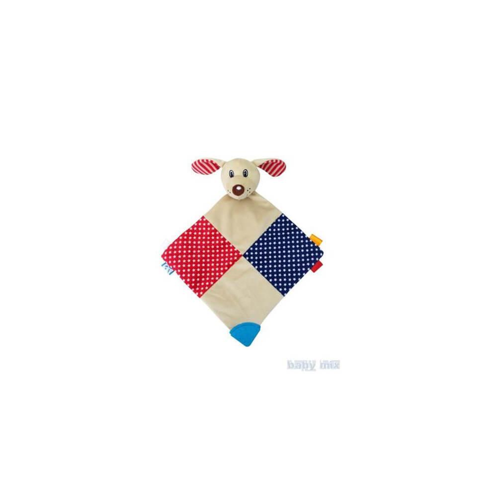 Πανάκι παρηγοριάς Cudddly Dog, baby mix