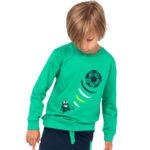 Μπλούζα πράσινη ποδόσφαιρο