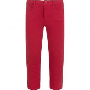 Παντελόνι chino κόκκινο