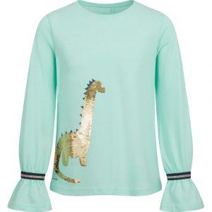 Μπλούζα βεραμάν dinosaur