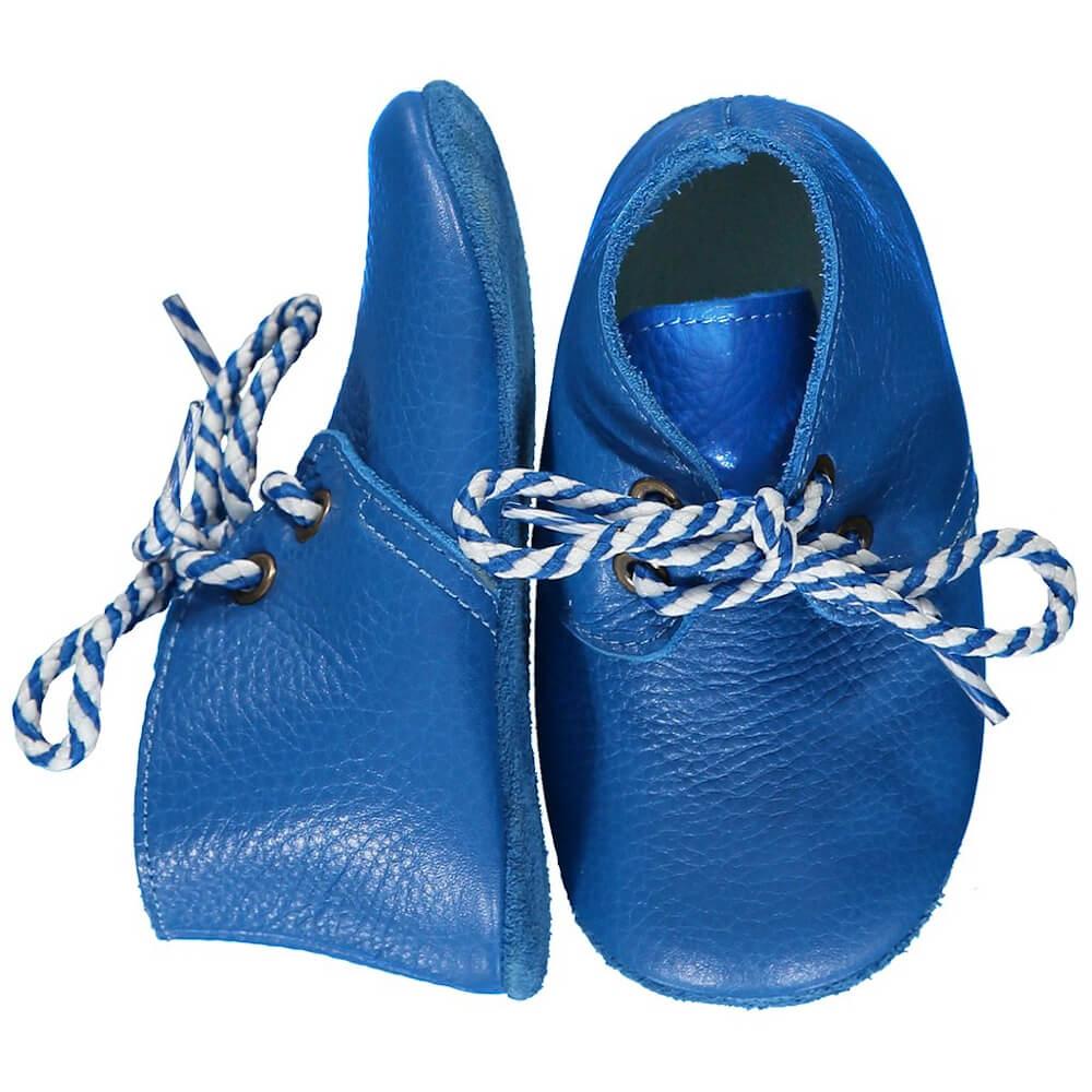 Βρεφικά παπούτσια Blue Desert Boots, Poco Nido