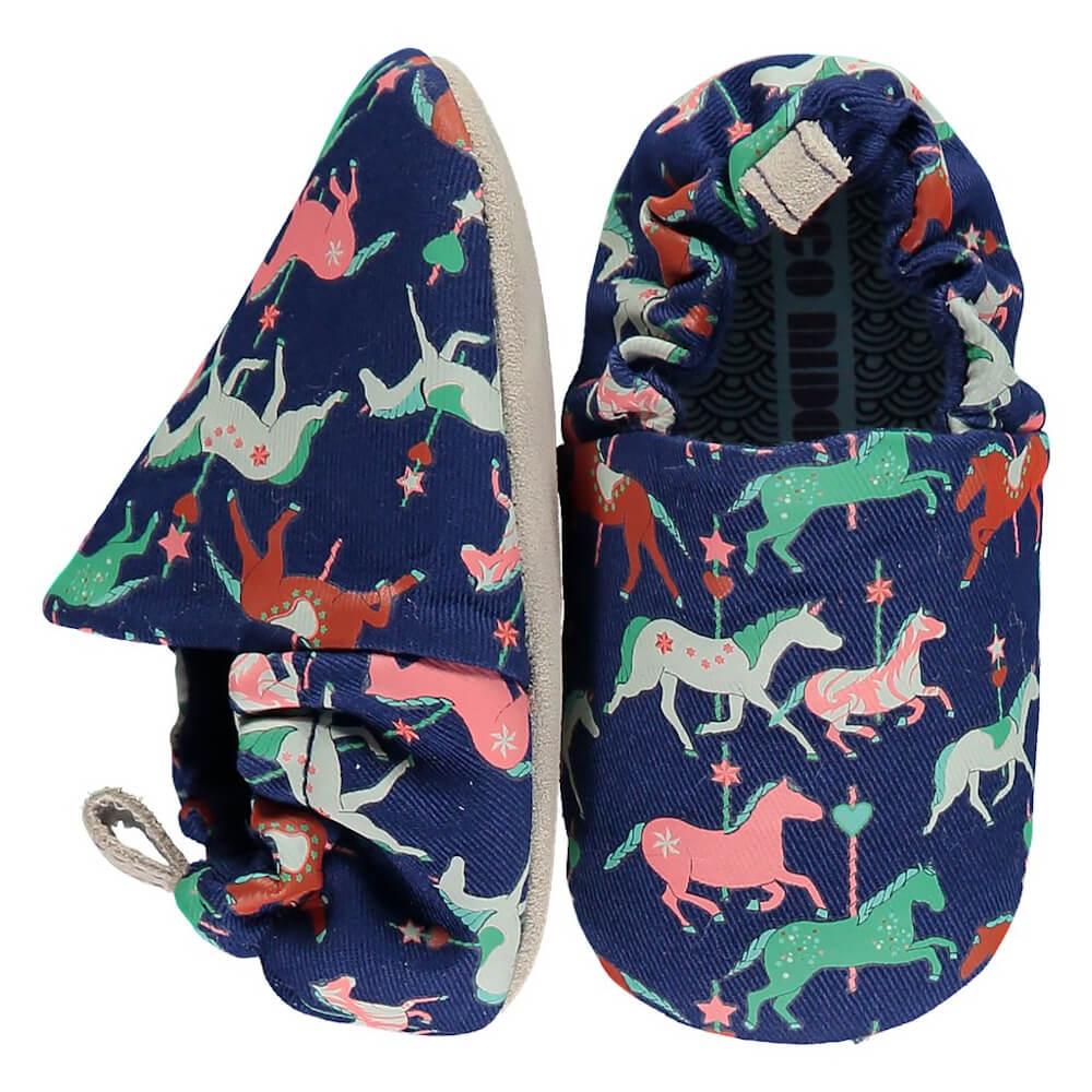 Βρεφικά παπούτσια Carousel, Poco Nido