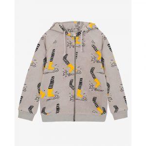 Ζακέτα hoodie Jumping Puddles, nadadelazos