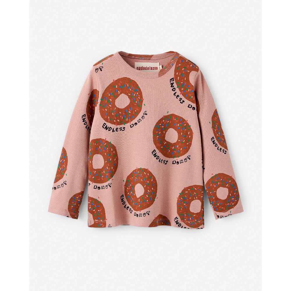 Μπλούζα μακρυμάνικη Endless Donut, nadadelazos