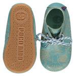 Δερμάτινα παπούτσια Nautical, Poco Nido