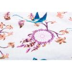 Κουβέρτα αγκαλιάς Minky Retro Birds, sensillo