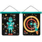Scratch μαγνητικός στόχος Robot