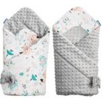 Κουβέρτα αγκαλιάς Minky Animals, sensillo