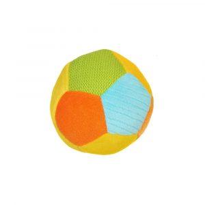 Απαλή μπαλίτσα κίτρινο-πορτοκαλί