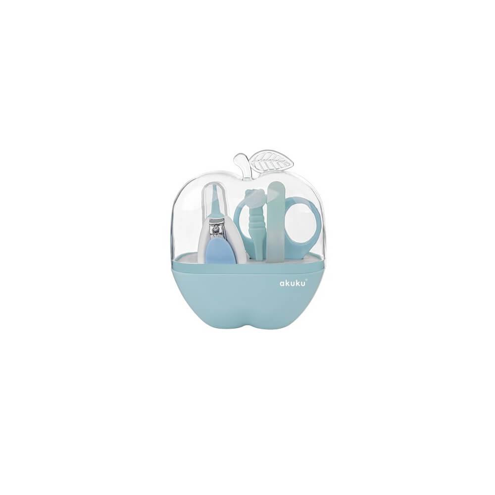 Akuku Baby Care Kit Apple Blue