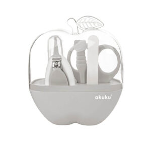 Akuku Baby Care Kit Apple Gray