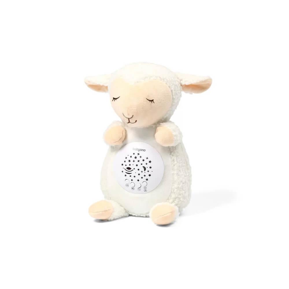 BabyOno: Φωτάκι νυκτός με προβολέα Scarlet το προβατάκι