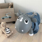 KidZZfarm: Bella the cow Junior Grey