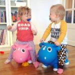 KidZZfarm: Bella the cow Junior Pink