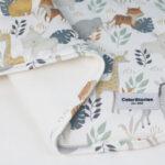 Κουβερτοπάπλωμα Wild Safari, ColorStories