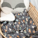 Κουβερτοπάπλωμα Woodland Grey, ColorStories
