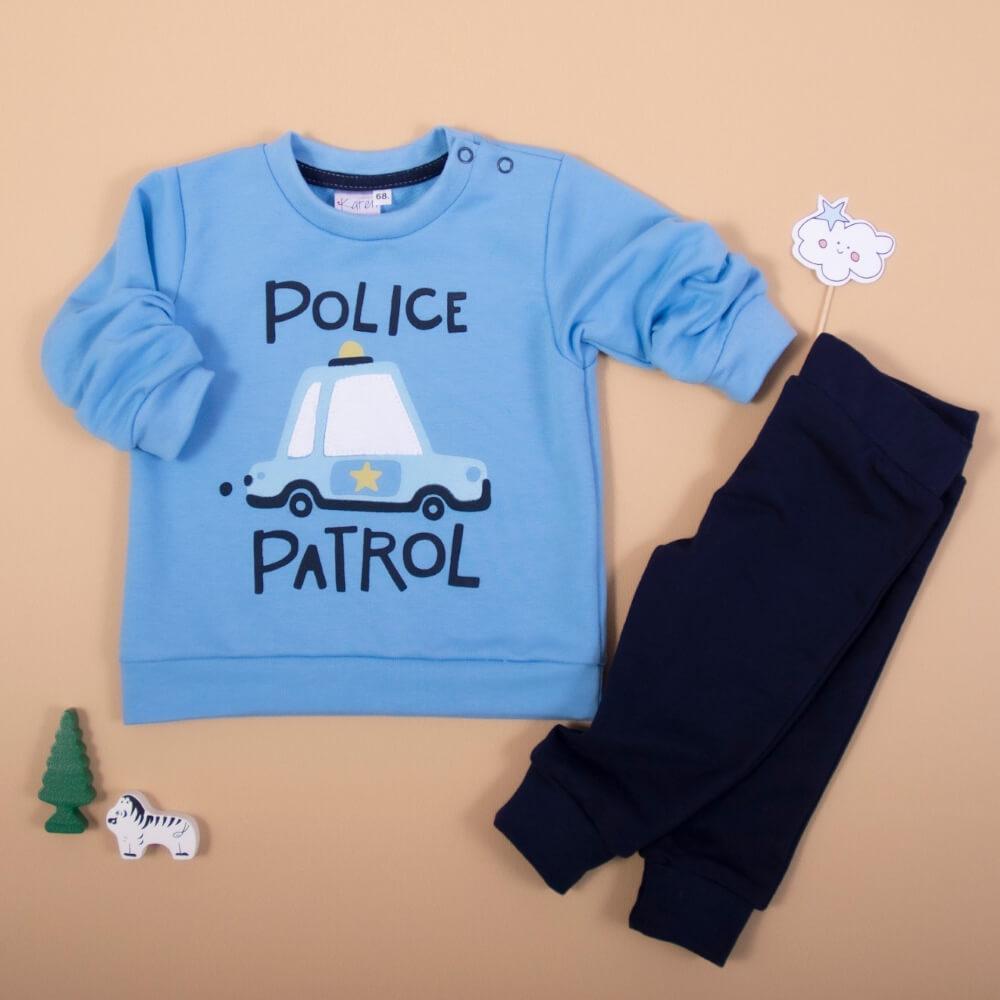 Σετ φόρμες Police Patrol
