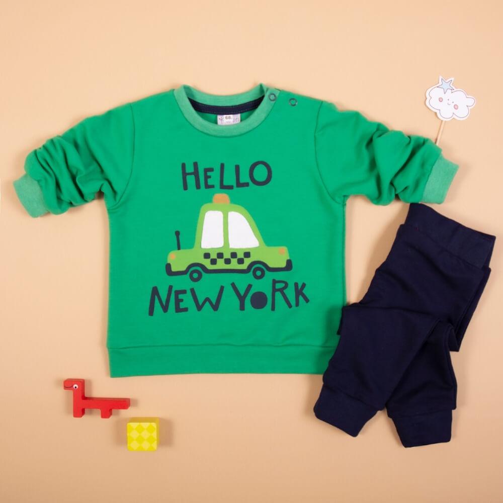Σετ φόρμες Hello New York