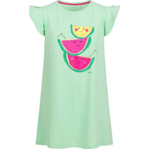 Κοντομάνικο φόρεμα Watermelons
