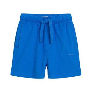 Σορτς μπλε ηλεκτρίκ με τσέπες