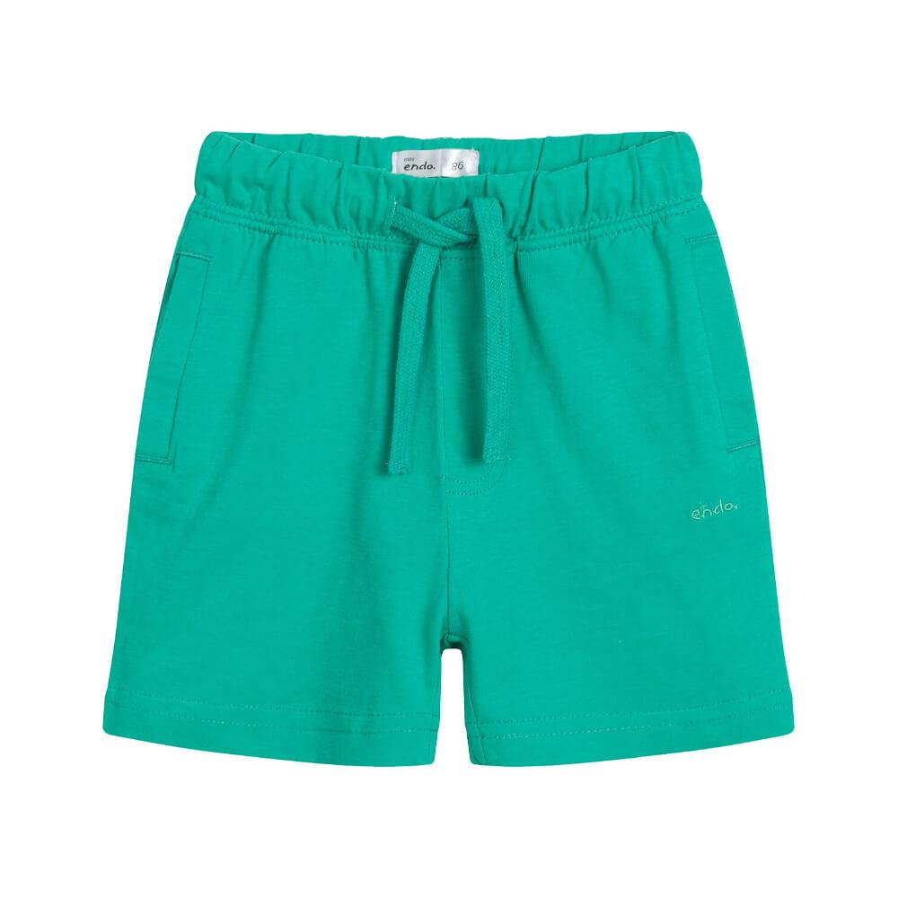 Σορτς πράσινο με τσέπες