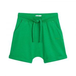 Σορτς πράσινο με χαμηλό καβάλο
