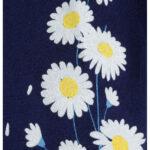 Κοντομάνικη μπλούζα μπλε Daisy