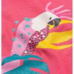 Κοντομάνικη μπλούζα Parrot