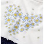 Κοντομάνικο φόρεμα Daisy Heart