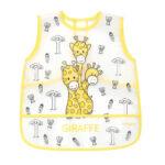 Παιδική Ποδιά-Σαλιάρα Πλαστική Giraffe, BabyOno