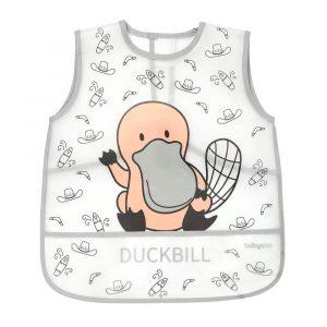 Παιδική Ποδιά-Σαλιάρα Πλαστική Duckbill, BabyOno